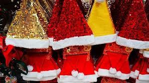 サンタさんの帽子 ダイソー