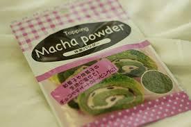 お菓子作り用の抹茶の粉 キャンドゥ