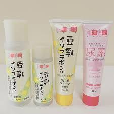 豆乳洗顔フォーム セリア