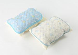 接触冷感×吸湿速乾 枕パッド