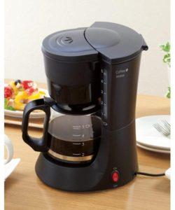 ニトリ 1人用コーヒーメーカー