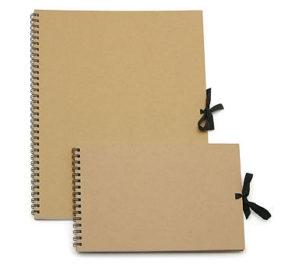 再生紙スケッチブックF1サイズ 20枚